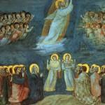 Jésus Christ, au contraire, après avoir offert pour les péchés un unique sacrifice, s'est assis pour toujours à la droite de Dieu. [Arcabas]
